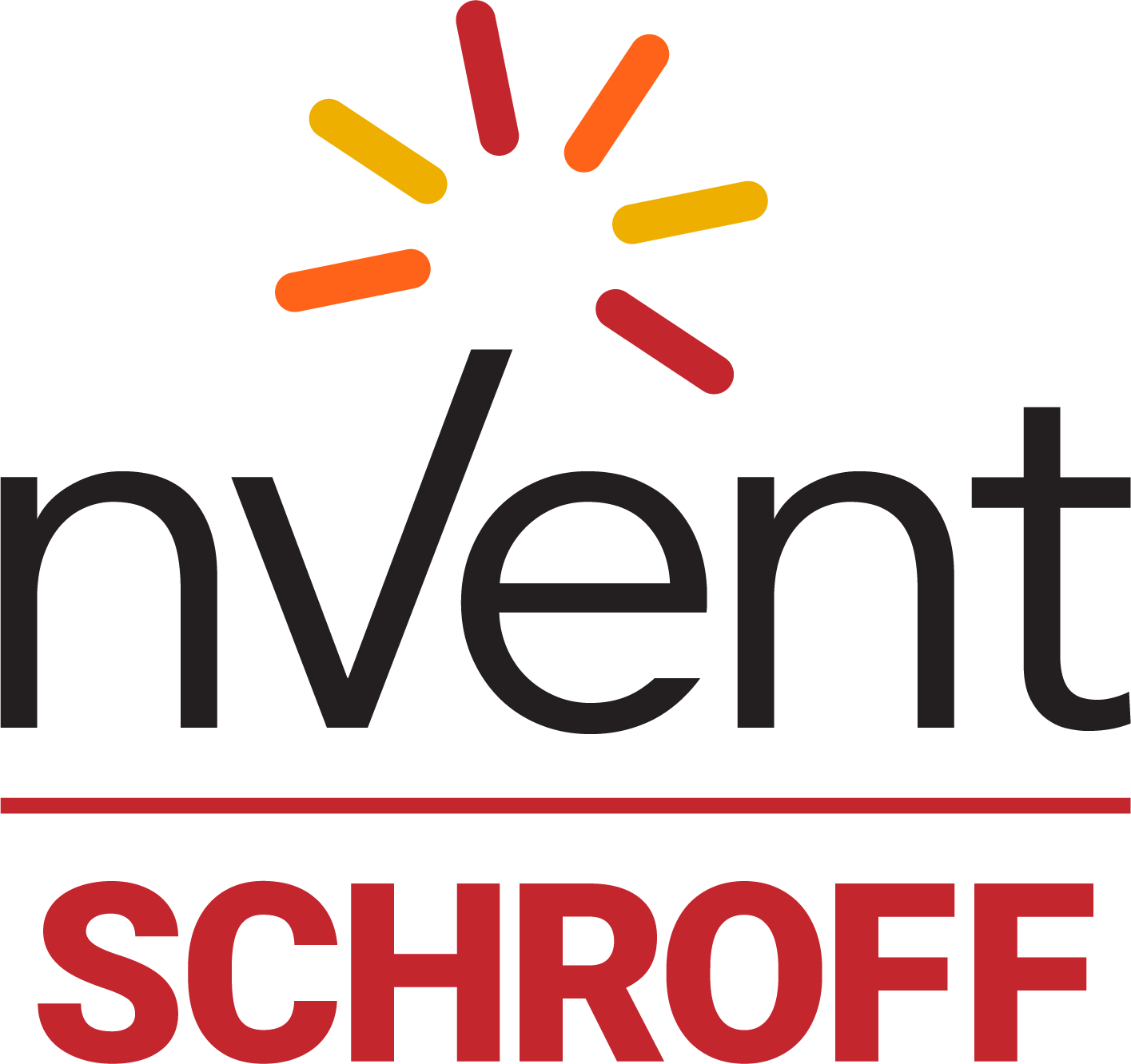 LOGO nVent_Schroff_Logo_RGB_secondary_F2 2018 June