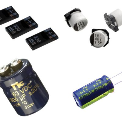 AluminumElectrolyticCapacitors