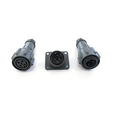 Circular Power Connectors EXP Series