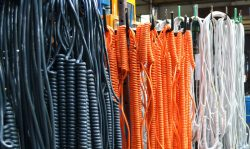 coiled cords