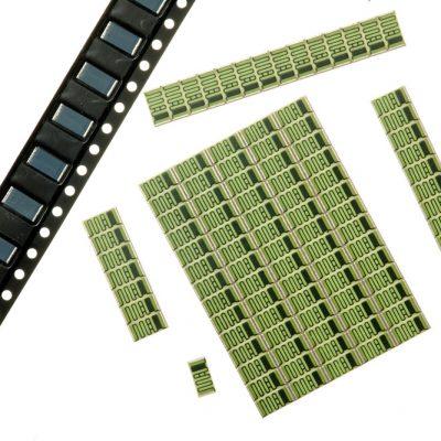 High Voltage Chip Resistors