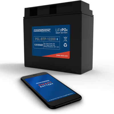 PSL-BTP-12200_Battery+Phone (PSL-BT Series)