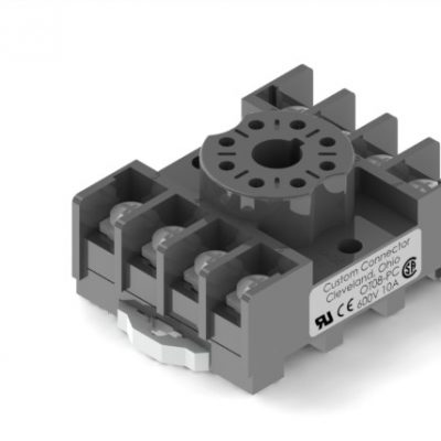 OT08-PC relay socket