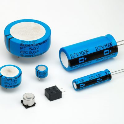 Supercapacitor Grouping