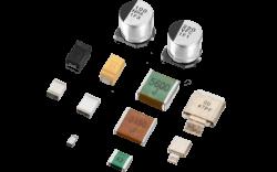 SMT Capacitors – Hughes-Peters